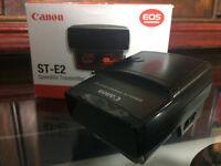 Canon St E2 Transmitter speedlite trigger