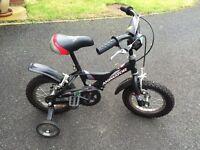 "Giant Animator 12"" Childrens Bike with stabilizers"