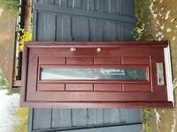 Composite door /rock door