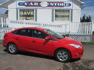 2012 Ford Focus SEL SUNROOF!! HTD LTHR!! ALLOYS!! POWER SEAT!! P