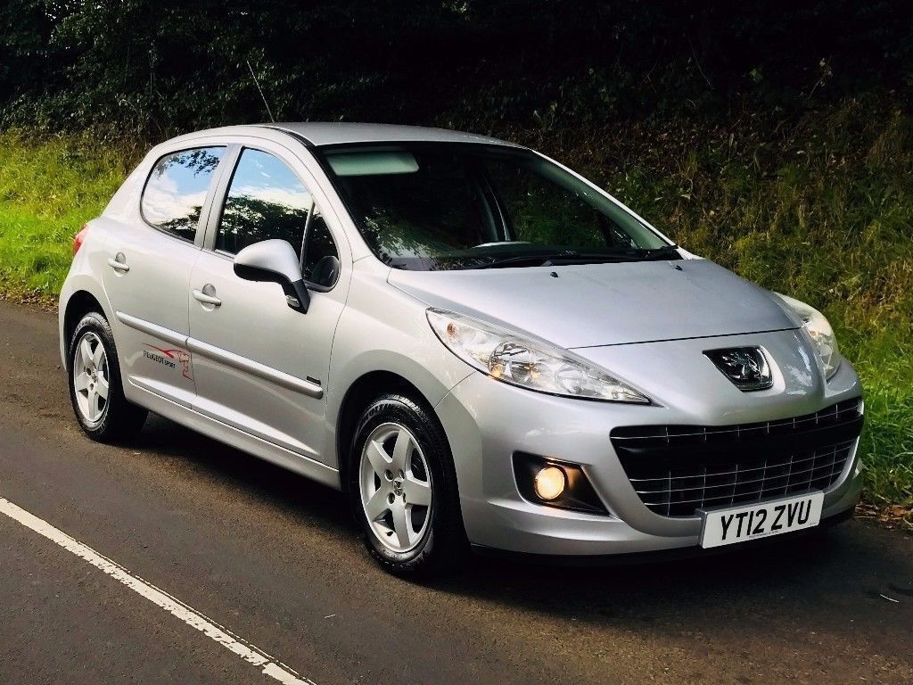 Totally as new 2012 Peugeot 207 1.4 Sportium 5dr trade in considered , credit cards accepted.