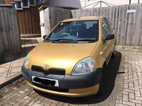 Toyota Yaris - 2001 - Low mileage!