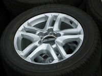Toyota Land Cruiser 20 inch alloy wheels and tyres SET OF 5
