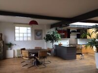 STUDIO FOR FILMING/PHOTO STUDIO/LOCATION FOR FILMING/ROOF TERRACE/CONVERTED WAREHOUSE/FILM LOCATION