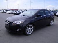 2012 Ford Focus LEATHER SUNROOF NAVI PWR PKG SUNROOF LOW KMS!