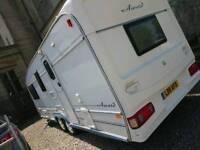 Northstar caravan