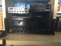 Job lot of radios