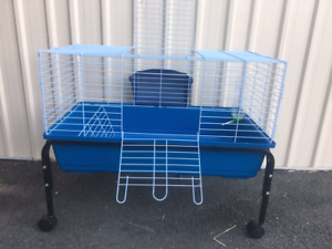 BRAND NEW $75ea Guinea Pig cage; trolley extra$35ea; eftpos avail
