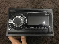 Sony WX90BT double din bluetooth Stereo