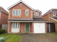 3 Bed Detached House, Normandy Close, Glenfield, Leicester, Leicestershire, LE3 8SZ