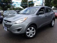 2012 Hyundai Tucson ONE OWNER - NO ACCIDENTS!