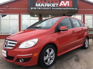 2010 Mercedes-Benz B-Class B200, Alloys, Low KM, WE APPROVE ALL