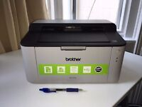 Brother HL-1110 A4 Mono Laser Printer (with USB cable)