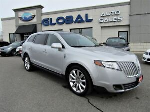 2011 Lincoln MKT AWD 7 PASSENGERS  NAVIGATION PANOR. ROOF