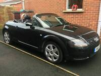Audi TT convertible 225 BHP (BAM) engine quattro fully loaded