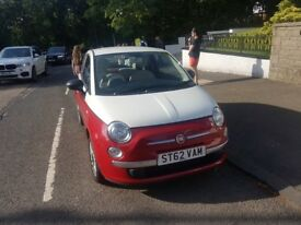 Fiat 500 1.2Pop [Start Stop]City Mode Driving, £30 Tax,Colour Therapy