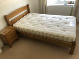 Warren Evans Small Double Size Mattress Only For Sale Good Condition Delivery Possible