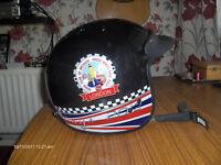 vespa limeted edition helmet as new