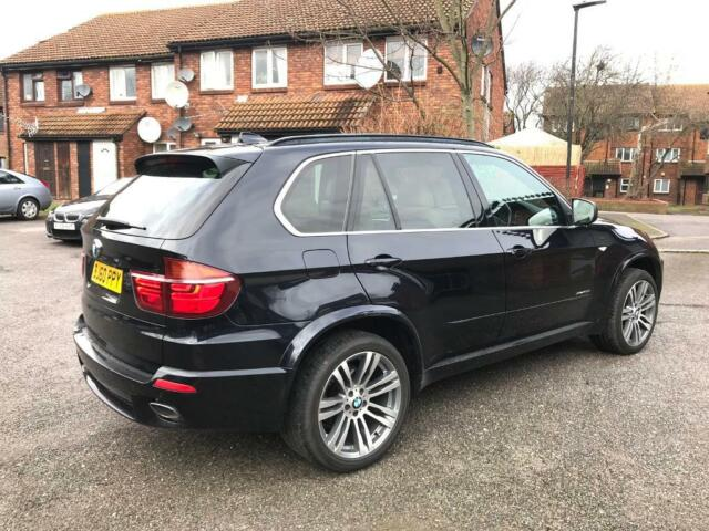 BMW x5 msport 4 0d xdrive 7 seater swap px | in Newham, London | Gumtree