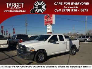 2012 Ram 1500 ST 4X4, Drives Great Super Clean and More !!!!!! London Ontario image 1