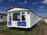 *SUMMER SPECIAL* Willerby Seaside 2 bedrooms in mint condition, ready to move in 7 days!