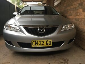 2003 Mazda 6 GY Series 1 Classic Wagon 5dr Auto 4sp 2.3i Wetherill Park Fairfield Area Preview