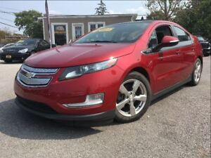 2012 Chevrolet Volt Electric GO GREEN - ELECTRIC MODE!
