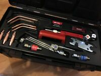 Oxy / act welding soldering kit cutting torch
