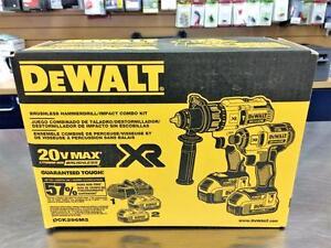 Combo perceuses DEWALT 20V MAX XR Brushless ***PRODUIT NEUF***  #F009924