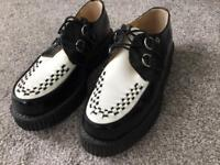 Brothel creeper shoes size 9 (43)
