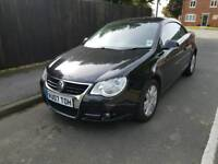 2007 vw eos 2.0 fsi(only 63k from new)
