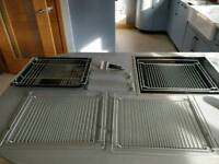 Replacement Oven Shelves & Grill Tray
