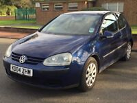 Volkswagen Golf 1.6 Fsi 2004 Lady Owned