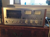 Pioneer CTF 9191 Cassette Deck for sale