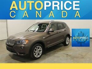 2014 BMW X3 xDrive28i NAVIGATION|XENON|PANORAMIC ROOF