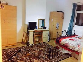 Super size double room at East Ham