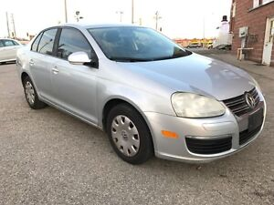 2006 Volkswagen Jetta SAFETY & E-TESTED - LOW KMS