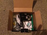 Fujifilm A180 with 4gb card