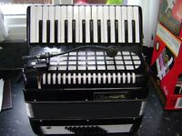 48 bass accordion with mic