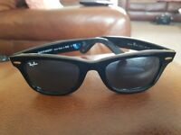 Mens ray ban wayfarer sunglasses
