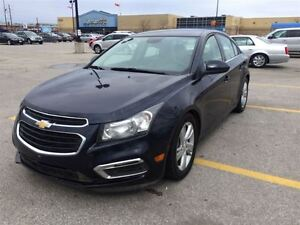 2015 Chevrolet Cruze Diesel | rev camera | heated seats