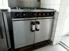 Commercial cooker