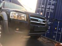 Breaking 2007 ford ranger