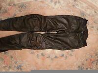 Hein Gericke size 38 motorcycle heavy duty trousers