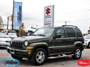 2007 Jeep Liberty Sport 4x4 ~Heated Leather ~Power Moonroof