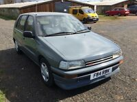 1989 Daihatsu Charade 1.0 Turbo G100. Very Rare Retro Hot Hatch