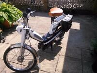 1979 Peugeot 102 sp moped