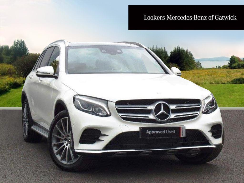 mercedes benz glc class glc 350 d 4matic amg line premium plus white 2017 04 24 in crawley. Black Bedroom Furniture Sets. Home Design Ideas