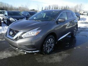 2017 Nissan Murano S Pushbutton Start