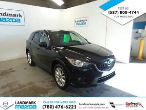2013 Mazda CX-5 GT AWD / LEATHER / NAV / MOONROOF